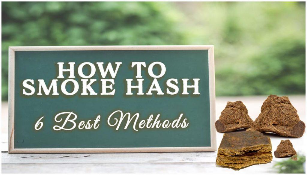 How To Smoke Hash 1200x684