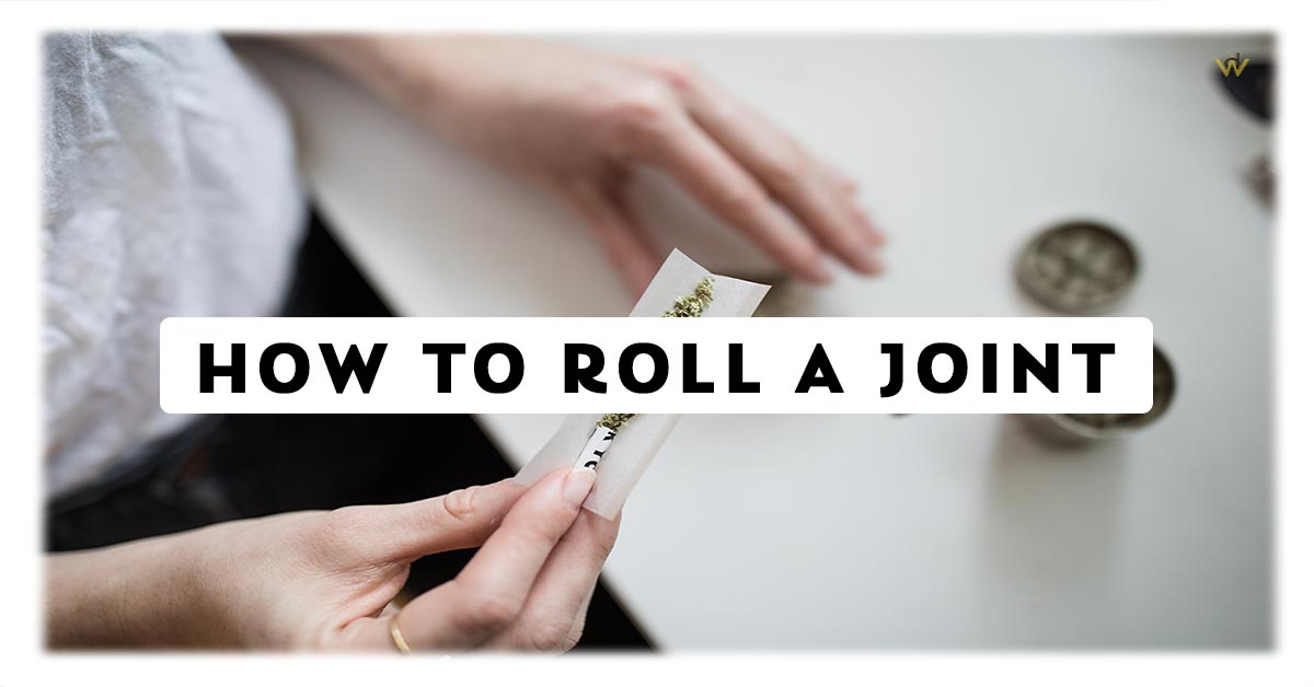 How to roll a joint guide
