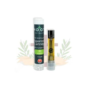 God's Green Crack THC vape cartridge 1000x1000