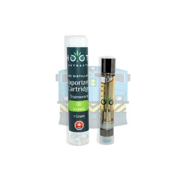 trainwreck THC vape cartridge 1000x1000