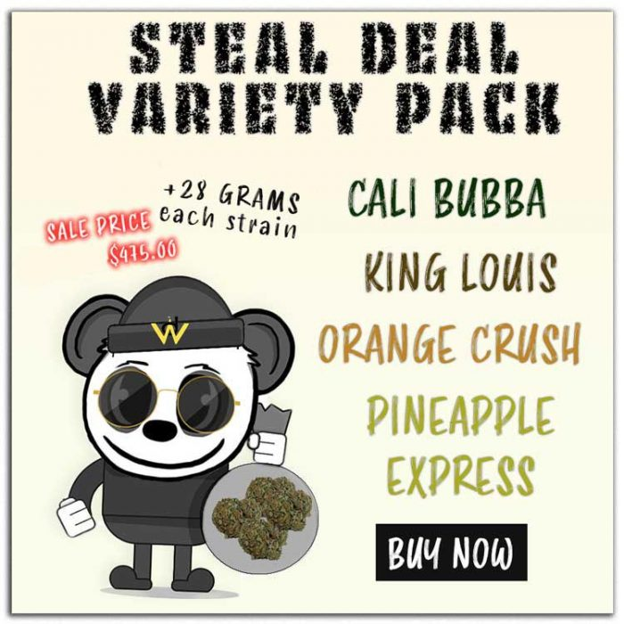 Quarter Pound Steal Deal Variety Pack 750x750