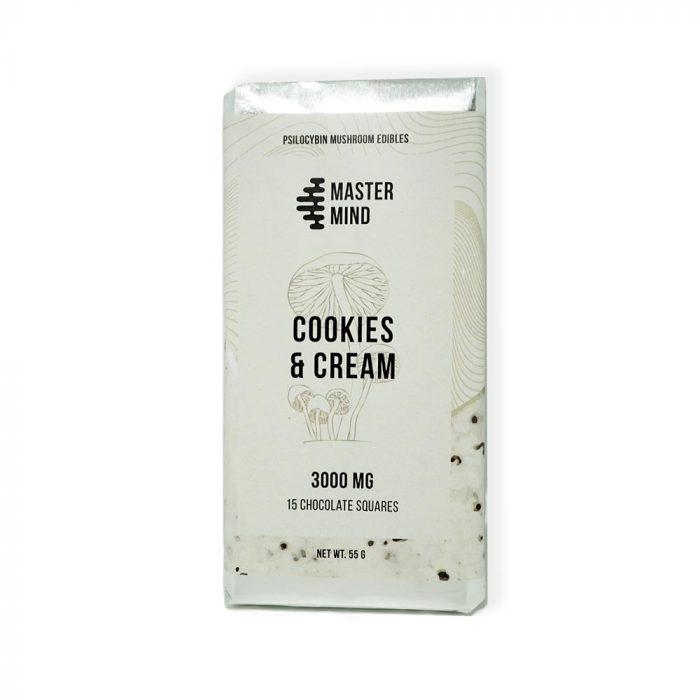 Mastermind Cookies & Cream Bar
