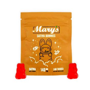 Mary's edibles sativa bunnies