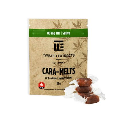 Twisted-Extracts-80mg-Sativa-Cara-Melts