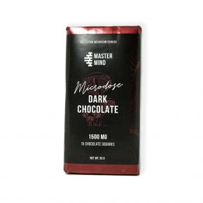 Mastermind Dark Chocolate | Buy Magic Mushroom Chocolate Online