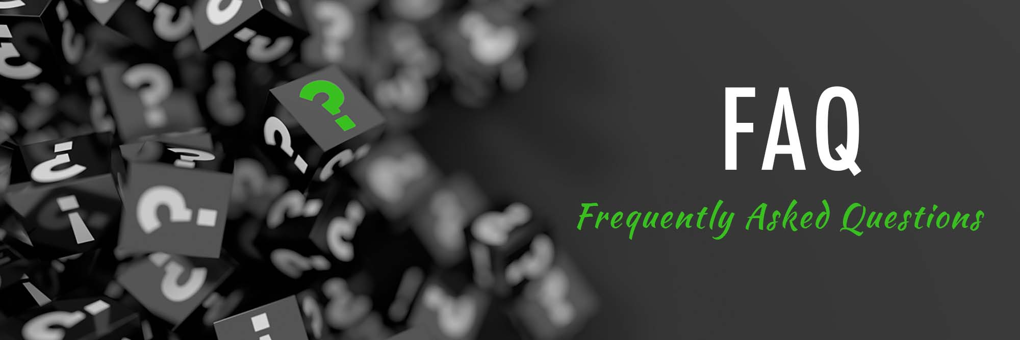frequently asked questions banner 2000 x 667