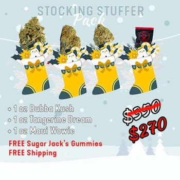 Stocking Stuffer Pack | Weed Deals