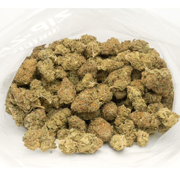 Blue Mataro Marijuana Buds