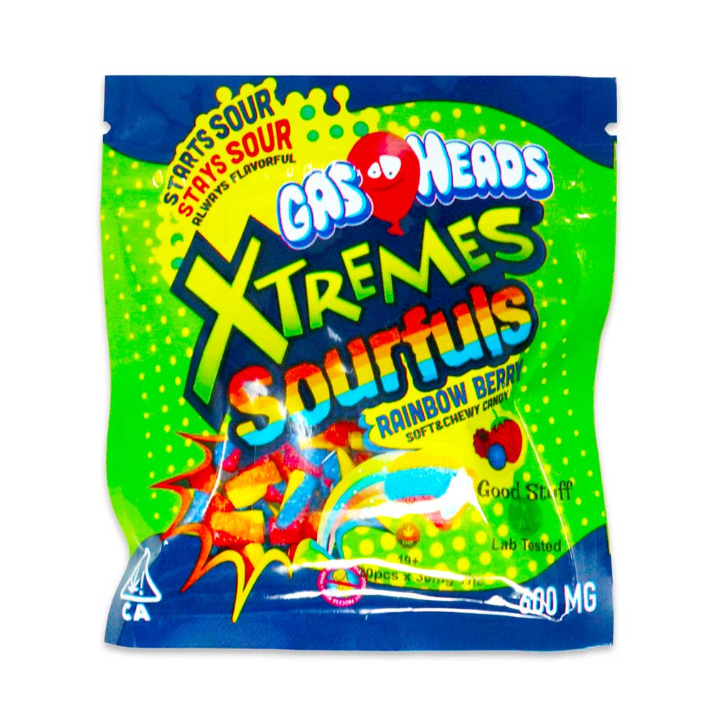Gas-Heads-Xtremes-Sourfuls-Rainbow-Berry-600mg-THC