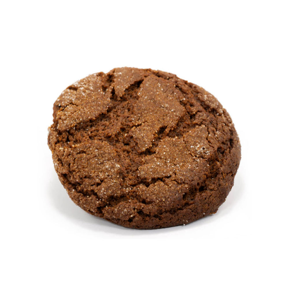 Ginger Molasses THC-weed-cookie