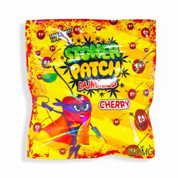 Stoner-Patch-Dummies-Cherries-500mg-THC