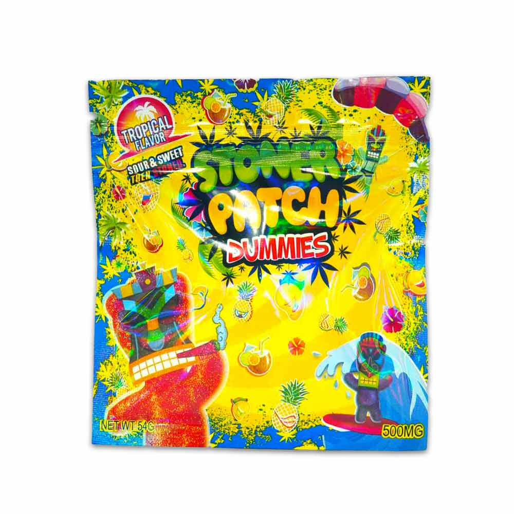 Stoner-Patch-Dummies-Tropical-Flavour-THC-Candy