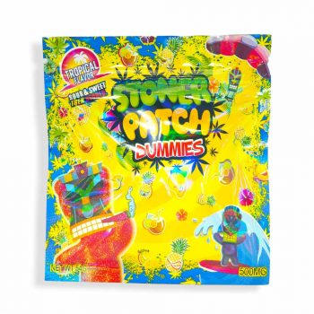 Stoner Patch Dummies 500mg THC Candy