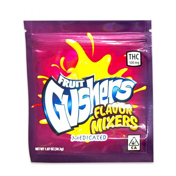 THC-500mg-Fruit-Gushers-Flavor-Mixers