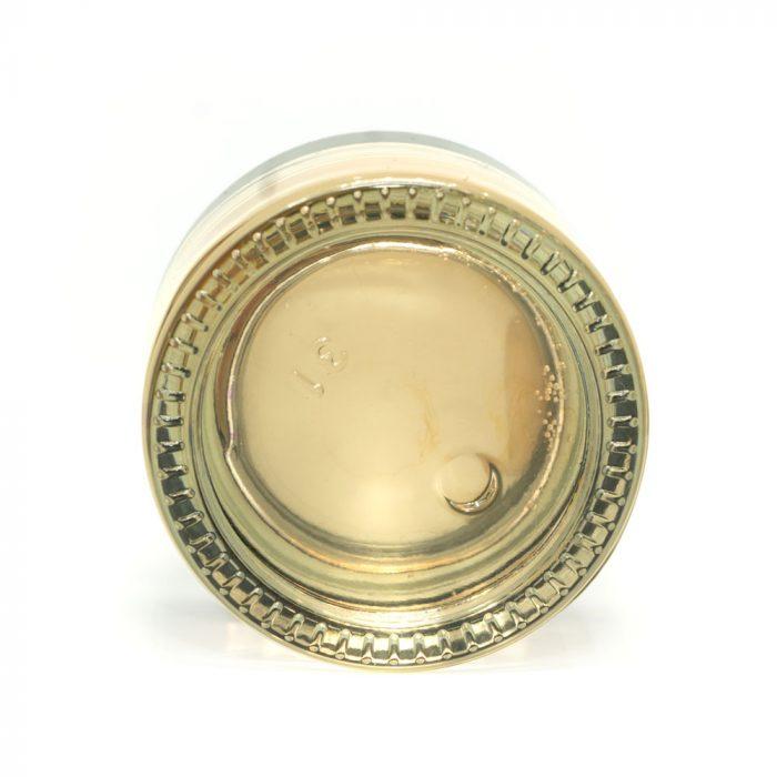 Bottom of THC-Distillate-Jar