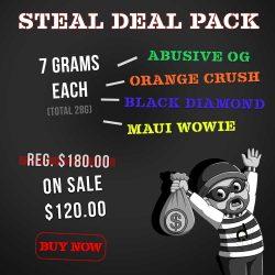 steal-deal-weed-pack