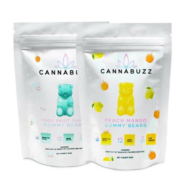 Cannabuzz-300mg-THC-Gummy-Bear