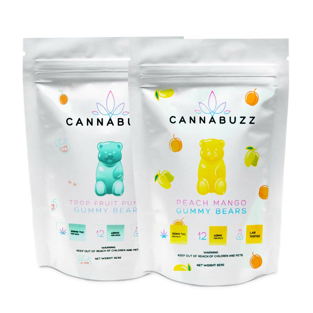 Cannabuzz-300mg-THC-Gummy-Bear