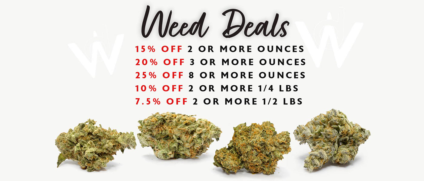 Cheap Weed Discounts