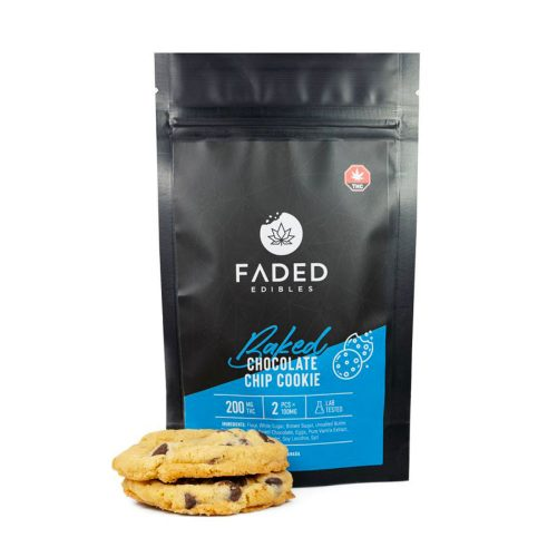 Faded-200mg-THC-Chocolate-Chip-Weed-Cookie