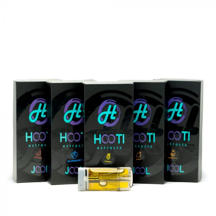 Hooti-Extracts-THC-Juul-Pods