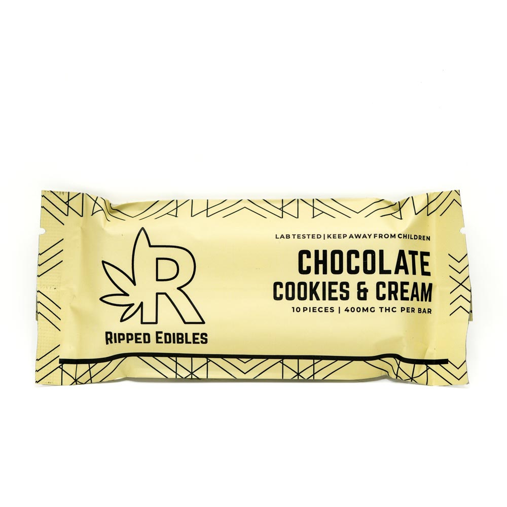 Ripped-Edibles-Chocolate-Cookies-and-Cream-400mg-THC