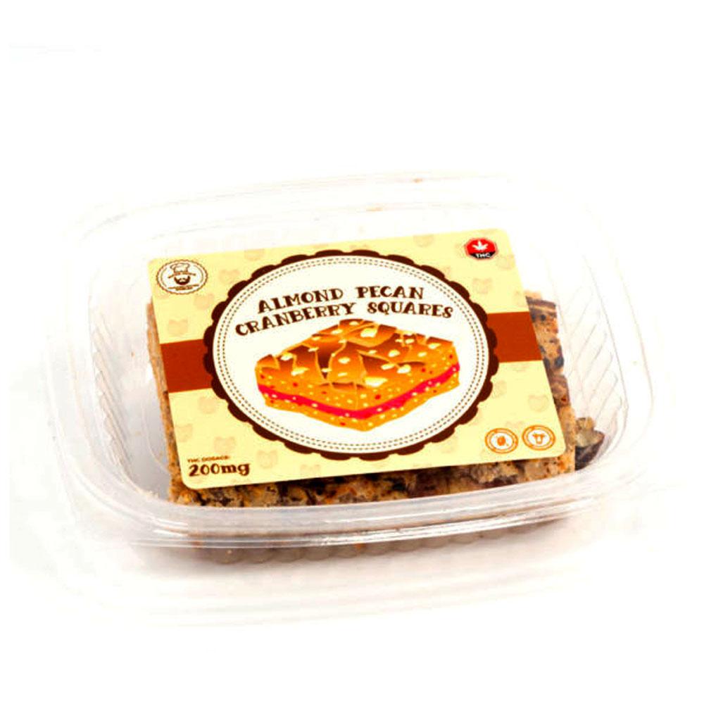 Sugar Jacks-Almond-Pecan-Cranberry-Square