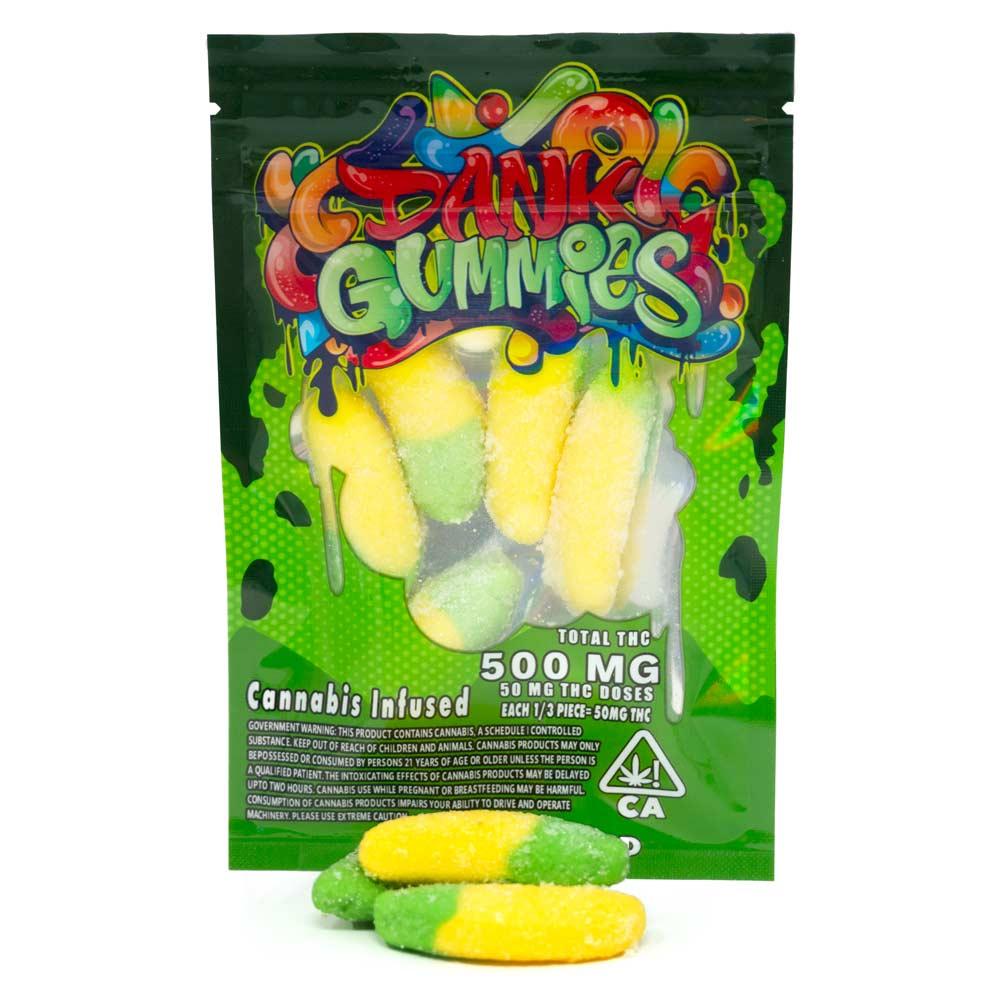 DANK-GUMMIES-Bananas-500mg-THC