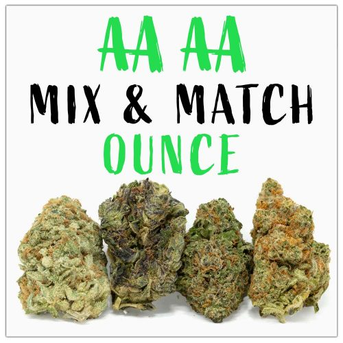 aaaa ounce mix and match