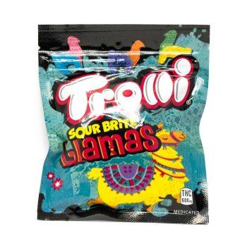 Trolli-Sour-Brite-Llamas-THC Gummies