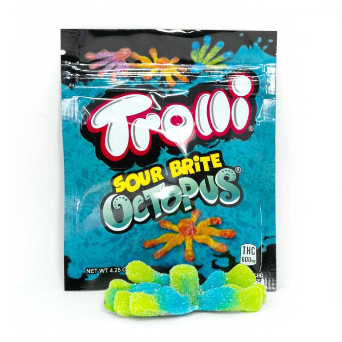 Trolli-Sour-Octupus-600mg-THC