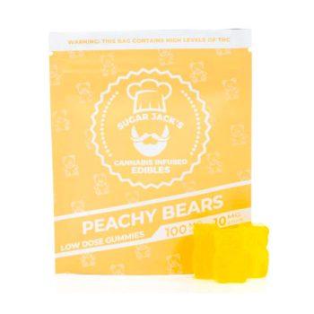 sugar-jacks-peachy-bears-100mg-THC