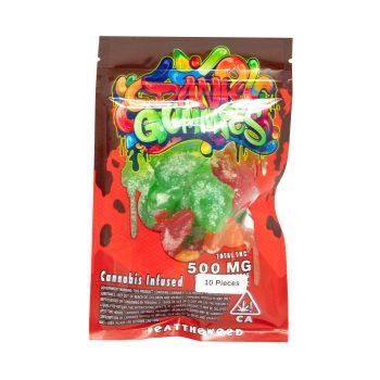Dank-Gummies-Dinosaurs-500mg-THC
